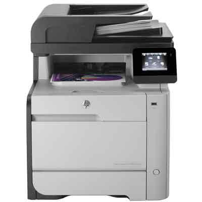 Color LaserJet Pro MFP M476dn