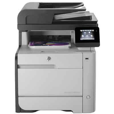 Color LaserJet Pro MFP M476dw