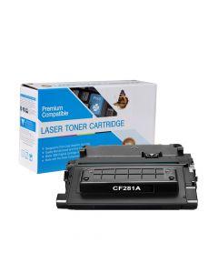 Compatible HP 81A Black Toner Cartridge (CF281A)