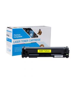 Compatible Canon 045H Yellow Toner Cartridge (1243C001)