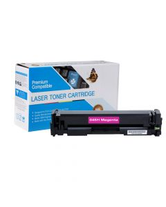 Compatible Canon 045H Magenta Toner Cartridge (1244C001)