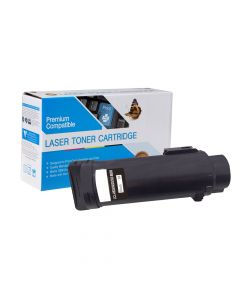 Compatible DELL 593-BBOW Black Toner Cartridge