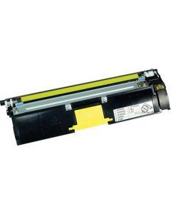 Compatible Konica-Minolta 1710587-005 Yellow Laser Toner Cartridge