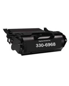 KLM Remanufactured Black Dell 330-6968, J237T Laser Toner Cartridge (High Yield)
