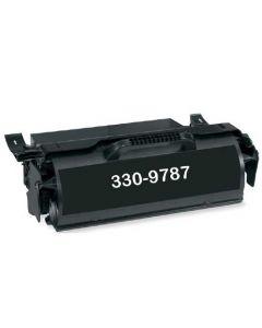 KLM Remanufactured Black Dell 330-9787, 1TMYH Laser Toner Cartridge (High Yield)