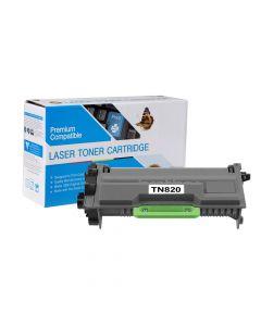 Compatible Brother TN820 Black Toner Cartridge