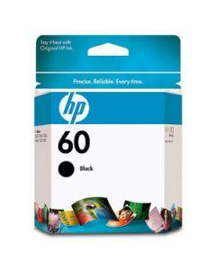 Genuine HP 60 Black Ink Cartridge (CC640WN)