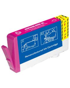 KLM Remanufactured HP 935XL Magenta Ink Cartridge (C2P25AN)