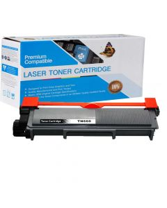 Compatible Brother TN660 Toner Cartridge