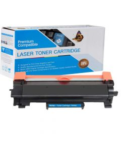 Compatible Brother TN760 High Yield Toner Cartridge