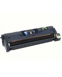 KLM Remanufactured HP C9700A Black Toner Cartridge