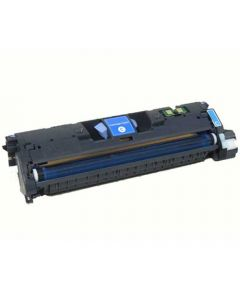 KLM Remanufactured HP C9701A Cyan Toner Cartridge