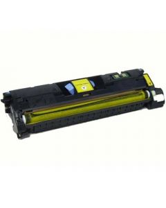 KLM Remanufactured HP C9702A Yellow Toner Cartridge