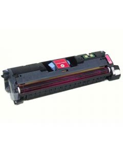 KLM Remanufactured HP C9703A Magenta Toner Cartridge