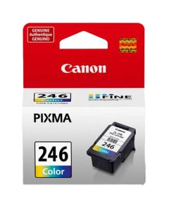 Genuine Canon CL-246 Color Ink Cartridge