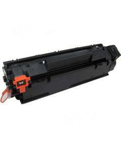 KLM Remanufactured HP CE285A MICR Black Toner Cartridge, HP 85A