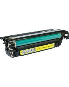 Compatible HP 646A Yellow Toner Cartridge (CF032A)