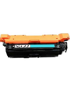Compatible HP 654A Cyan Toner Cartridge (CF331A)