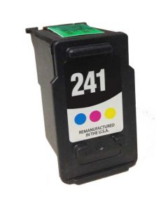 KLM Remanufactured Canon CL-241 Color Ink Cartridge