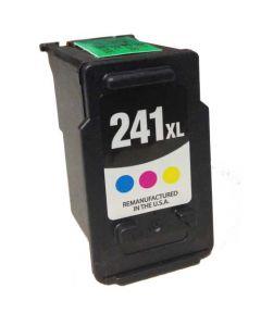 KLM Remanufactured Canon CL-241XL Color Ink Cartridge