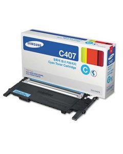Genuine Samsung CLT-C407S Toner Cartridge