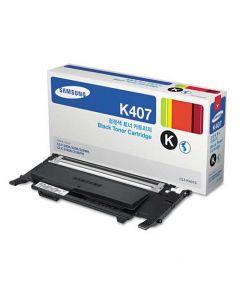 Genuine Samsung CLT-K407S Toner Cartridge