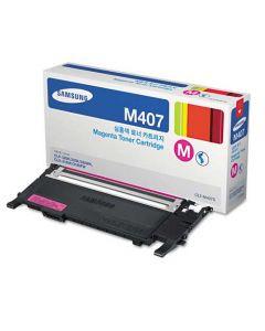 Genuine Samsung CLT-M407S Toner Cartridge