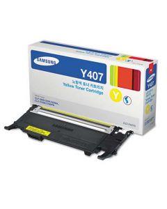 Genuine Samsung CLT-Y407S Toner Cartridge