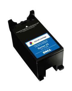 Genuine Dell X738N Series 22 Color Ink Cartridge