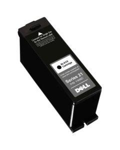 Genuine Dell Y498D Series 21 Black Ink Cartridge