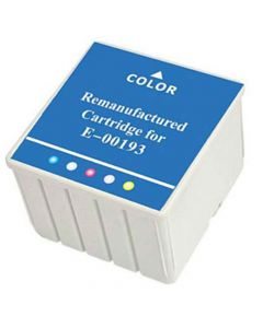 KLM Remanufactured Epson S020193 Color Ink Cartridge