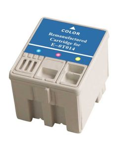 KLM Remanufactured Epson T014 Color Ink Cartridge (T014201)