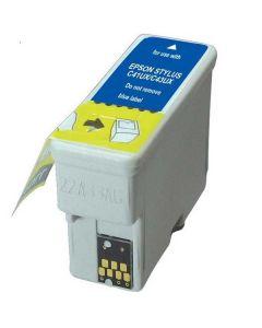KLM Remanufactured Epson T015 Black Ink Cartridge (T015201)