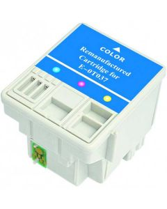 KLM Remanufactured Epson T037 Color Ink Cartridge (T037020)