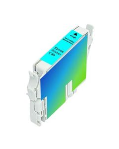 KLM Remanufactured Epson T0322 Cyan Ink Cartridge (T032220)