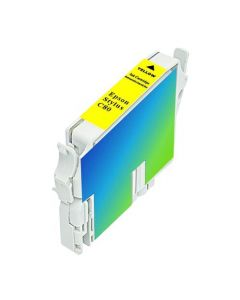 KLM Remanufactured Epson T0324 Yellow Ink Cartridge (T032420)