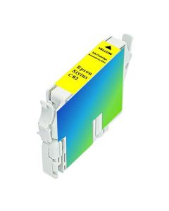 KLM Remanufactured Epson T0424 Yellow Ink Cartridge (T042420)