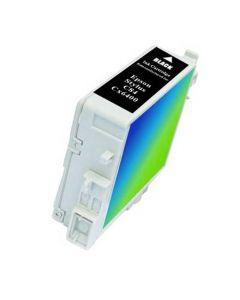 KLM Remanufactured Epson T0431 Black Ink Cartridge (T043120)