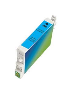 KLM Remanufactured Epson T0442 Cyan Ink Cartridge (T044220)