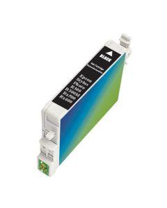 KLM Remanufactured Epson T0481 Black Ink Cartridge (T048120)