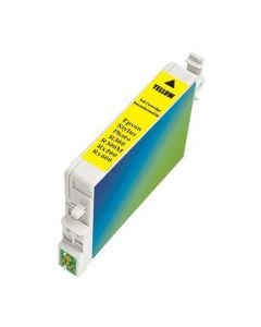 KLM Remanufactured Epson T0484 Yellow Ink Cartridge (T048420)