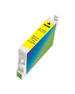 KLM Remanufactured Epson T0604 Yellow Ink Cartridge (T060420)