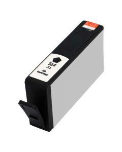 KLM Remanufactured HP 564XL Black Ink Cartridge (CN684WN)