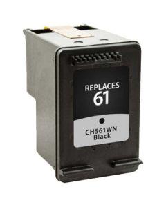 KLM Remanufactured HP 61 Black Ink Cartridge