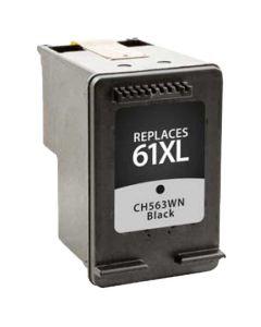 KLM Remanufactured HP 61XL Black Ink Cartridge