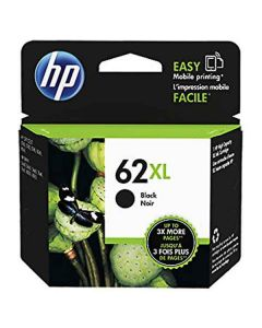 Genuine HP 62XL Black Ink Cartridge (C2P05AN)