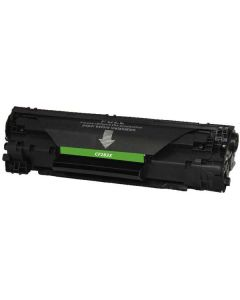 Compatible HP 83X Black Toner Cartridge (CF283X)