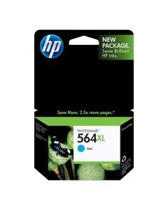 Genuine HP 564XL Cyan Ink Cartridge (CB323WN)
