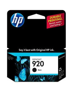 Genuine HP 920 Black Ink Cartridge (CD971AN)