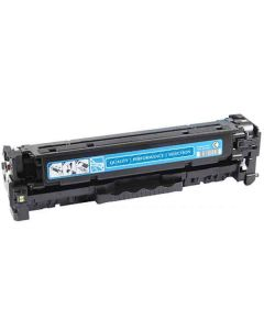 Compatible HP 312A Cyan Toner Cartridge (CF381A)
